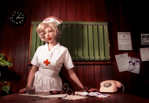 Nadia Lee &#8211; Nurses<br>Vice